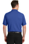Sport-Tek T475 Mens Dry Zone Moisture Wicking Short Sleeve Polo Shirt Royal Blue Back