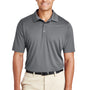 Team 365 Mens Zone Performance Moisture Wicking Short Sleeve Polo Shirt - Graphite Grey