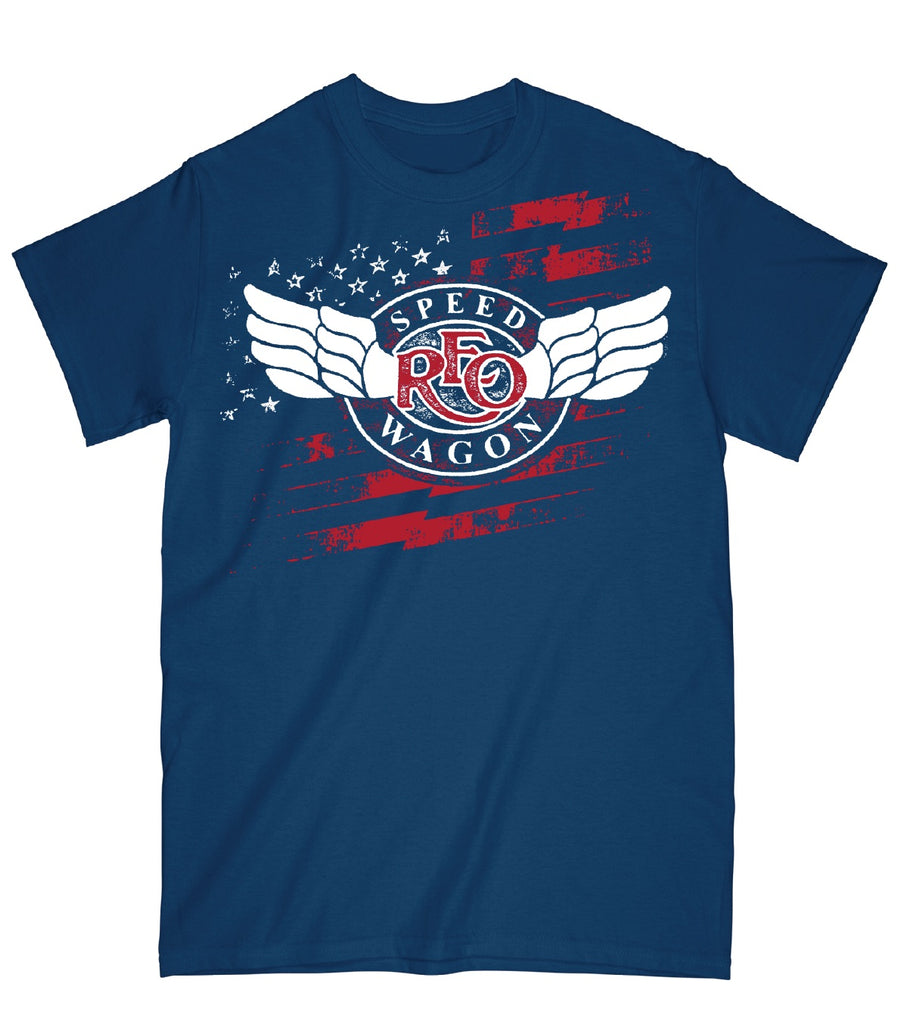 ON SALE!!! 2020 Flag Tour Tee