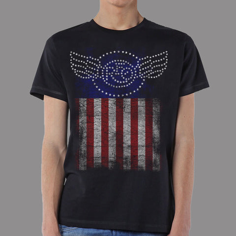 Flag Tee - U.K. Tour 2016 T-Shirt