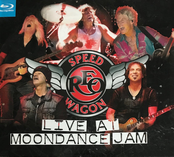Live at Moondance Jam BluRay