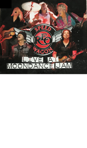 Live at Moondance Jam DVD