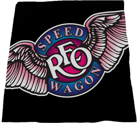 REO Speedwagon Fleece Blanket