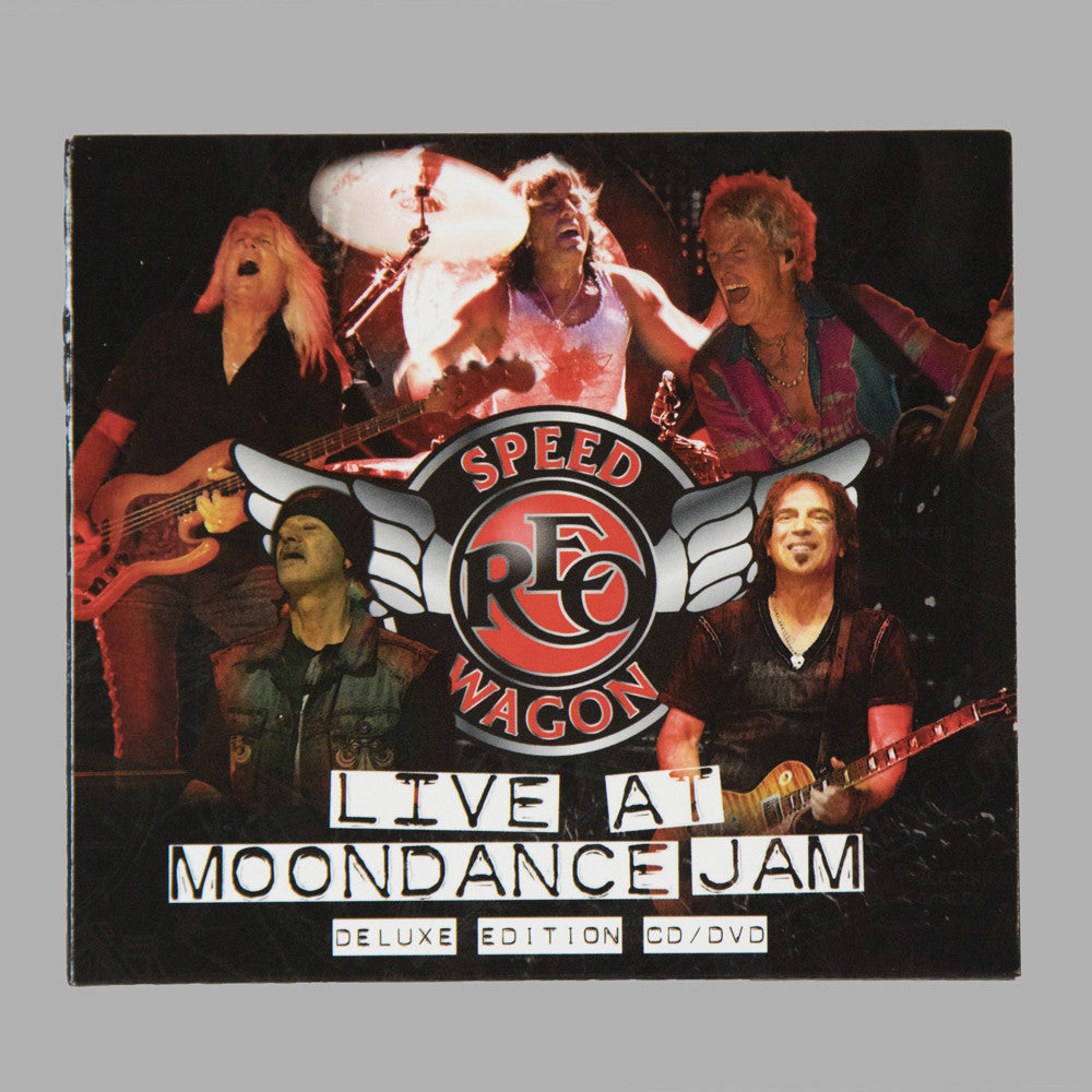 Live at Moondance CD/DVD