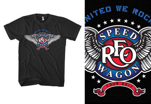 United We Rock Tee
