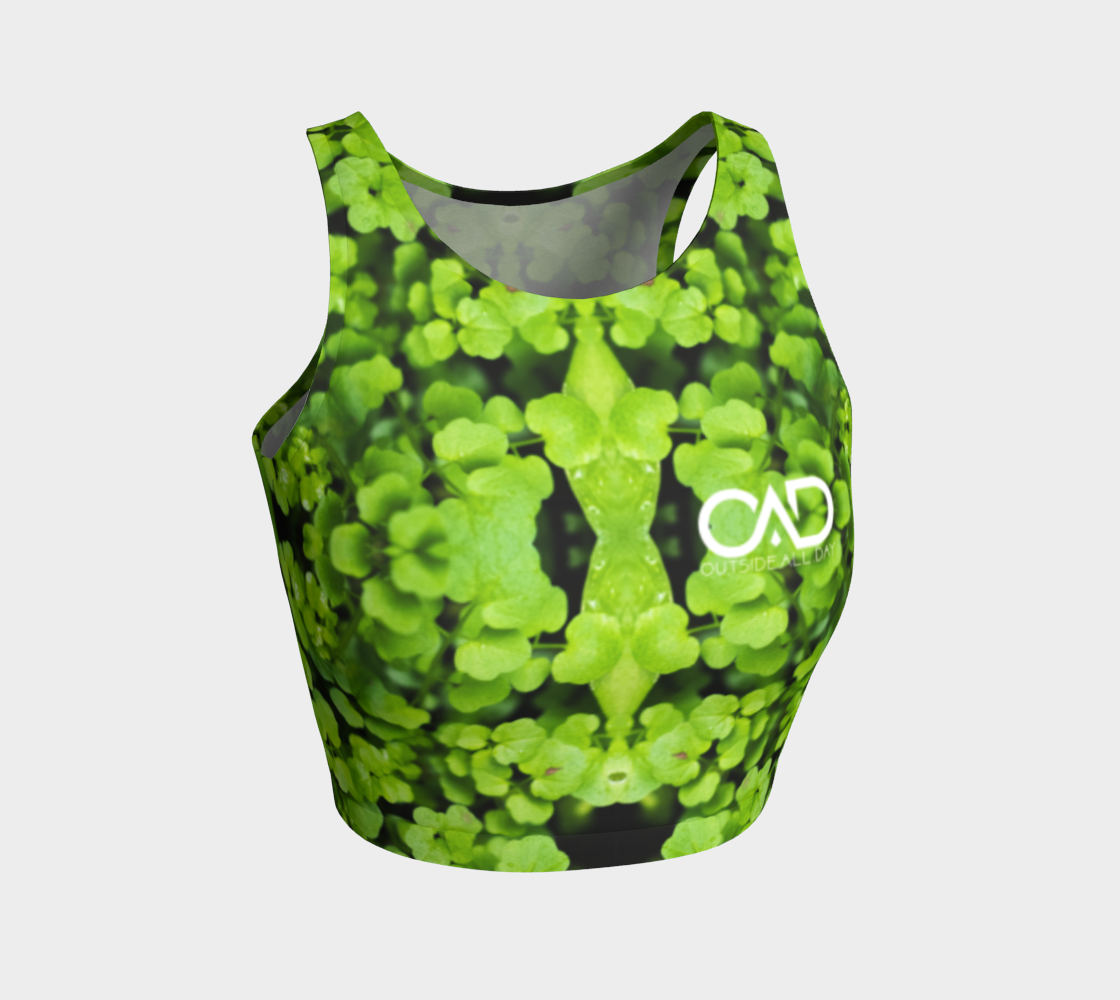 Arythrium Crop Top - OAD : OUTSIDE.ALL.DAY