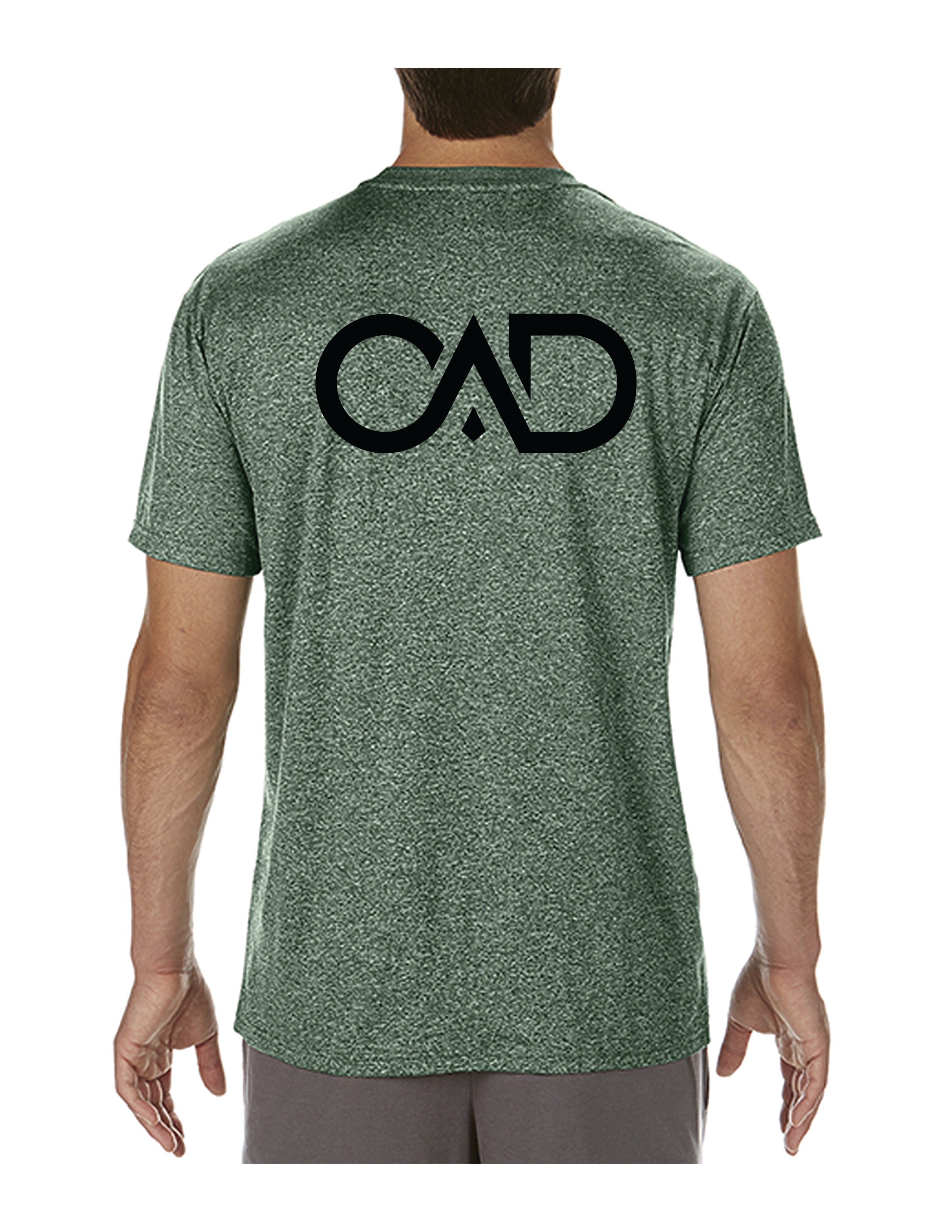 OAD Performance T-shirts - OAD : OUTSIDE.ALL.DAY