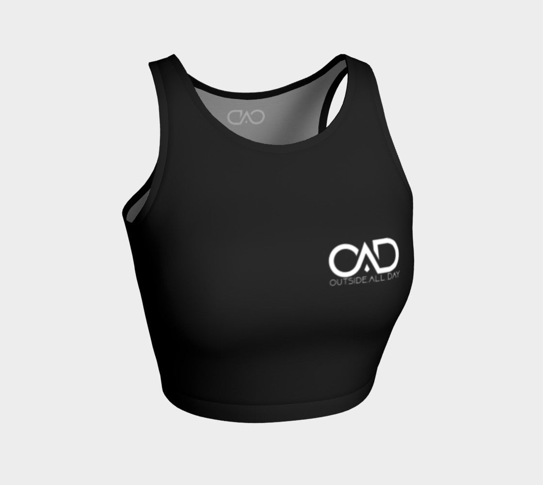Promo Crop Top - OAD : OUTSIDE.ALL.DAY
