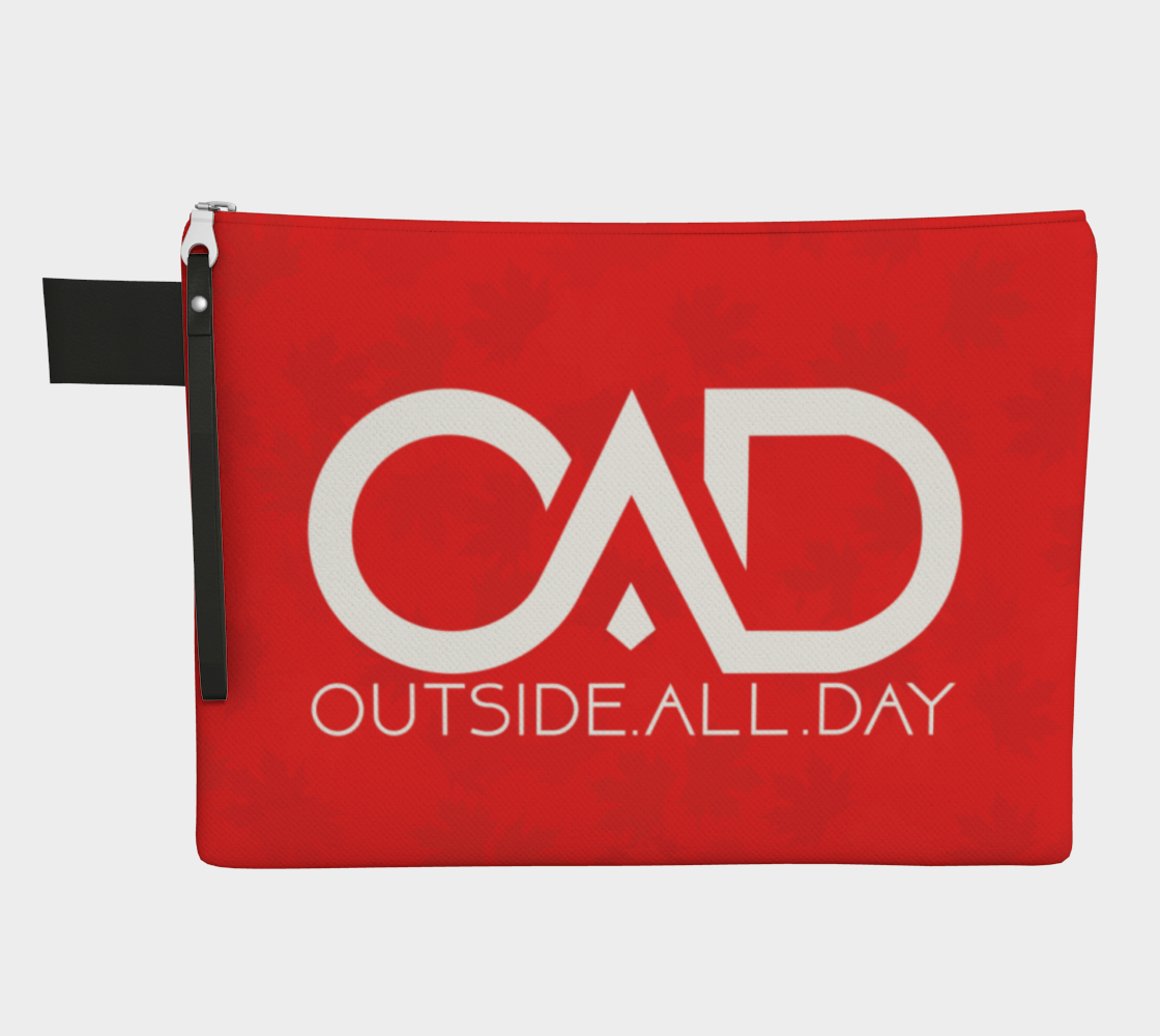Canada Eh Shoe Bag - OAD : OUTSIDE.ALL.DAY