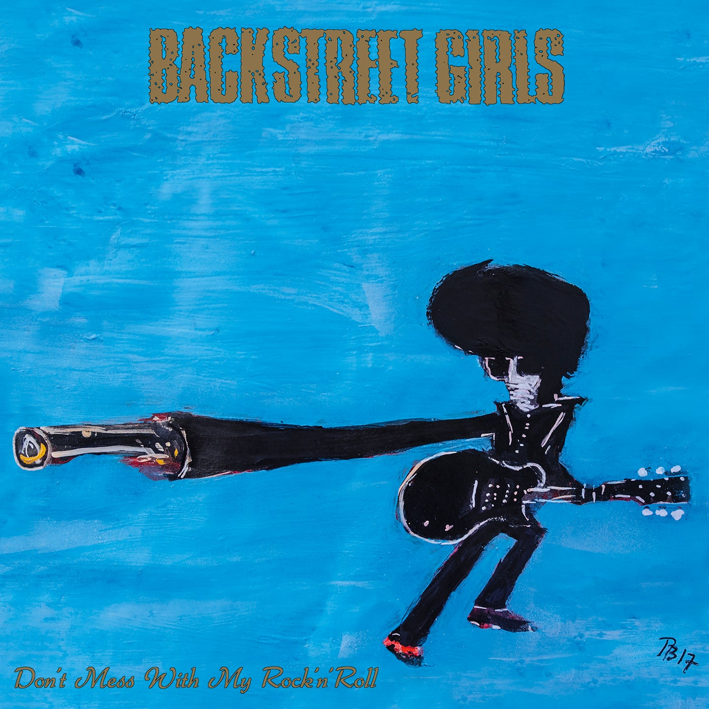 BSG - CD - Don't Mess With My Rock'n'Roll