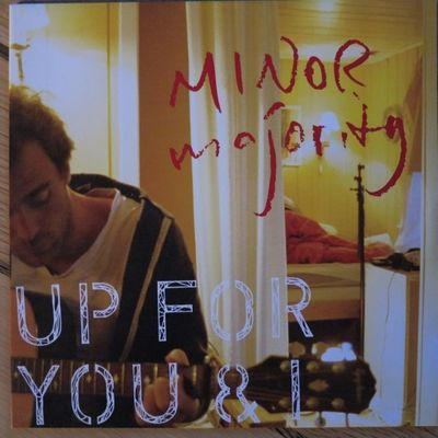 Minor Majority - CD - Up For You & I