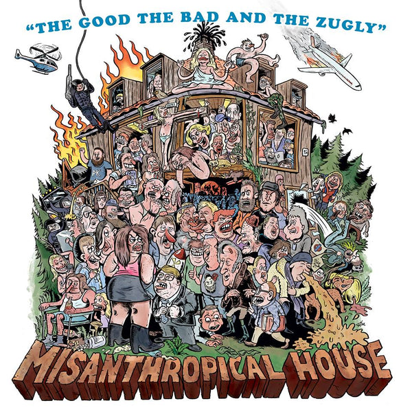 GBZ - LP - Misanthropical House (VINYL)