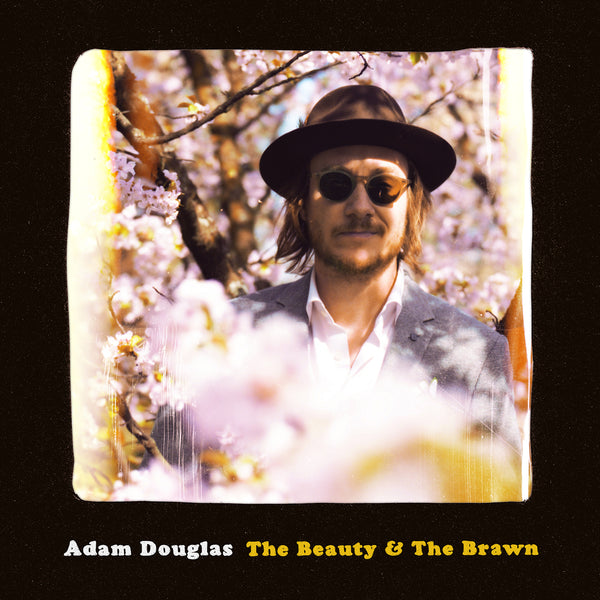 Adam Douglas: CD - The Beauty & The Brawn - ute 7/9