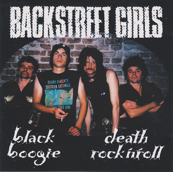 BSG - CD - Black Boogie Death Rock'n'roll