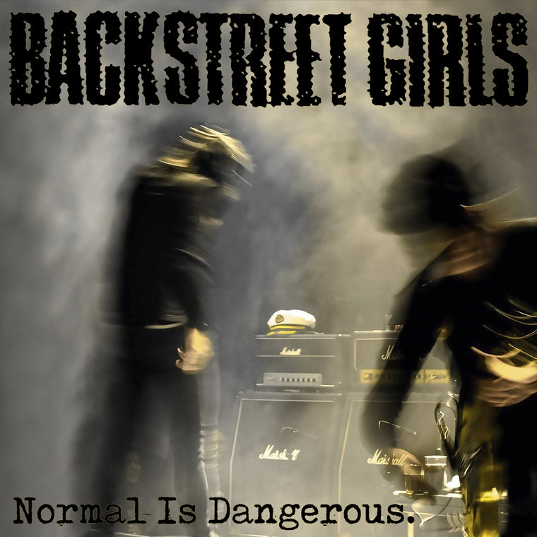 BSG - CD - Normal is Dangerous