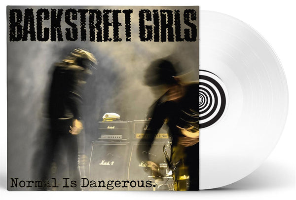 BSG - LP - Normal is Dangerous (blank LP)