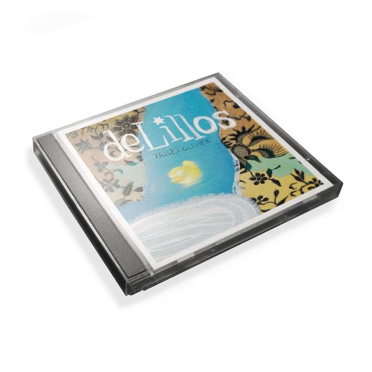 deLillos - CD - Huskeglemme (Hard cover)