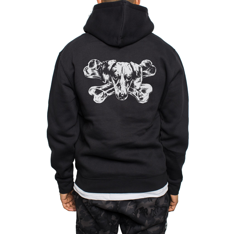 The Dogs - Hoodie Zip - Logo