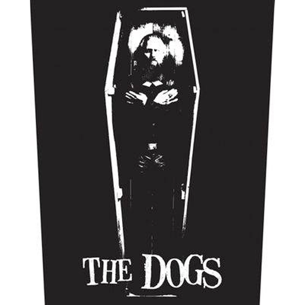 The Dogs - Patch rygg - Eivind
