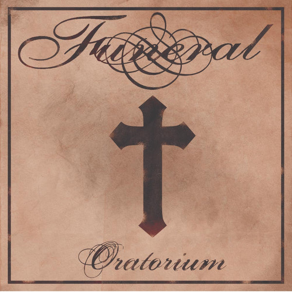 Funeral - CD - Oratorium (hard cover)