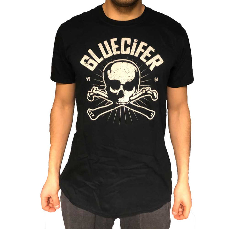 Gluecifer - T-shirt - Skull