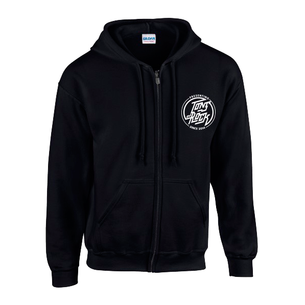 Tons of Rock - ZIP Hoodie