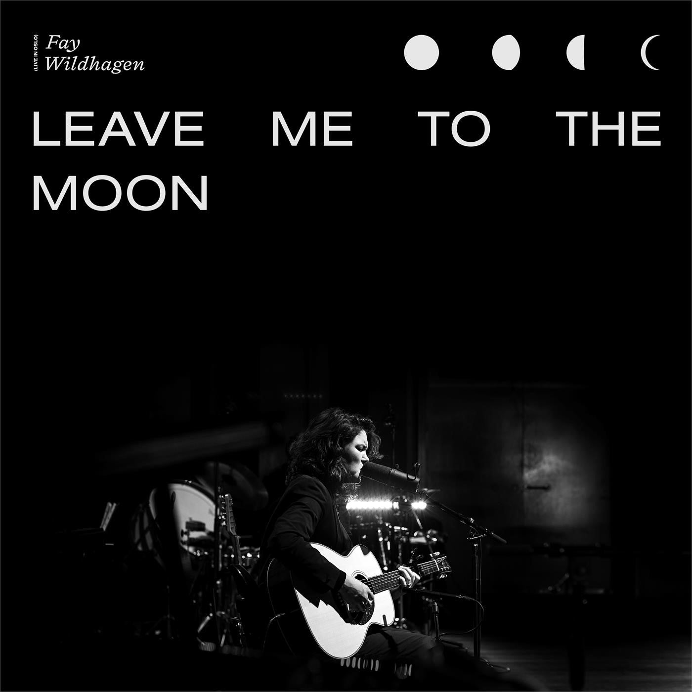 Fay Wildhagen - LP - Leave Me to the Moon