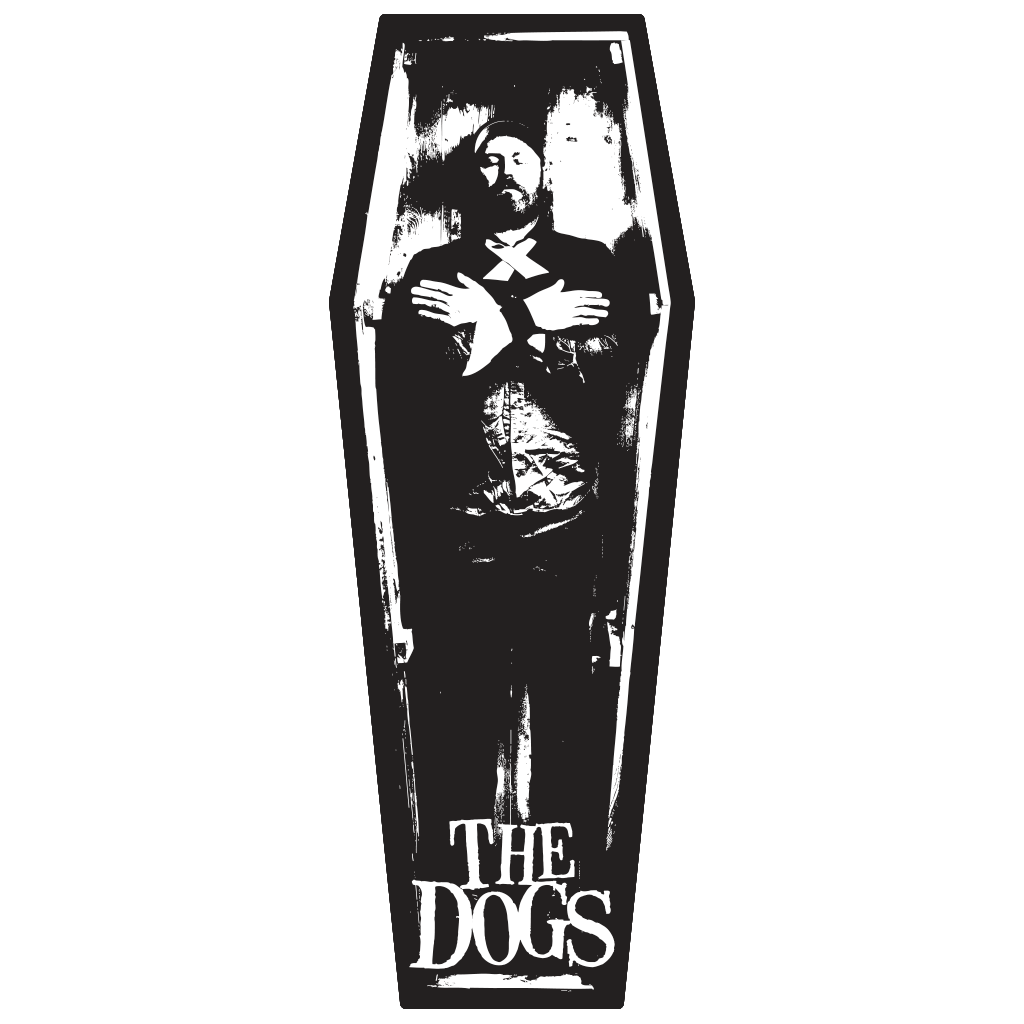 The Dogs - Patch - Mads