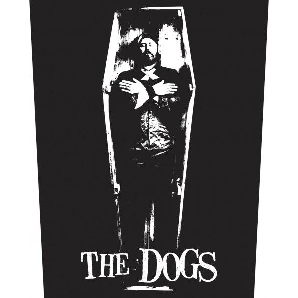 The Dogs - Patch rygg - Mads