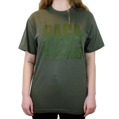 Raga Rockers - t-shirt - Green on Green