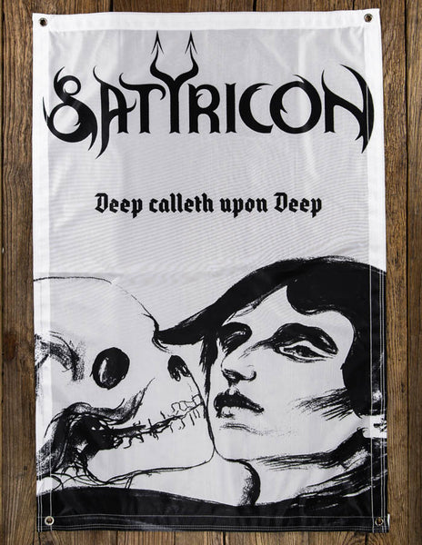 Satyricon - Flag - Deep calleth upon Deep