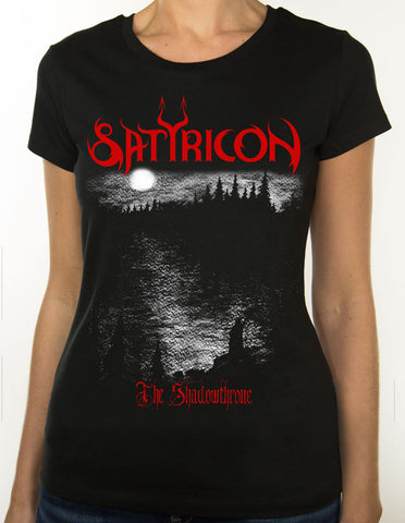 Satyricon - T-shirt - Shadowthrone (Girlie)