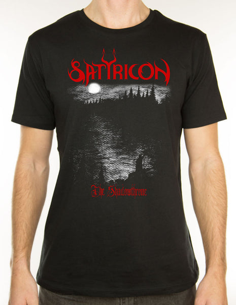Satyricon - T-shirt - Shadowthrone