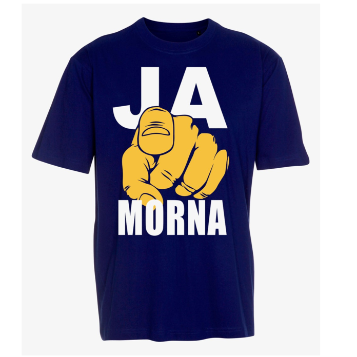 Misjonen - Ja, Morna STOR (Blue) (limited)