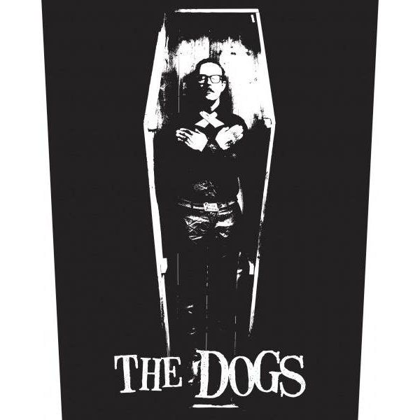 The Dogs - Patch rygg - Stefan