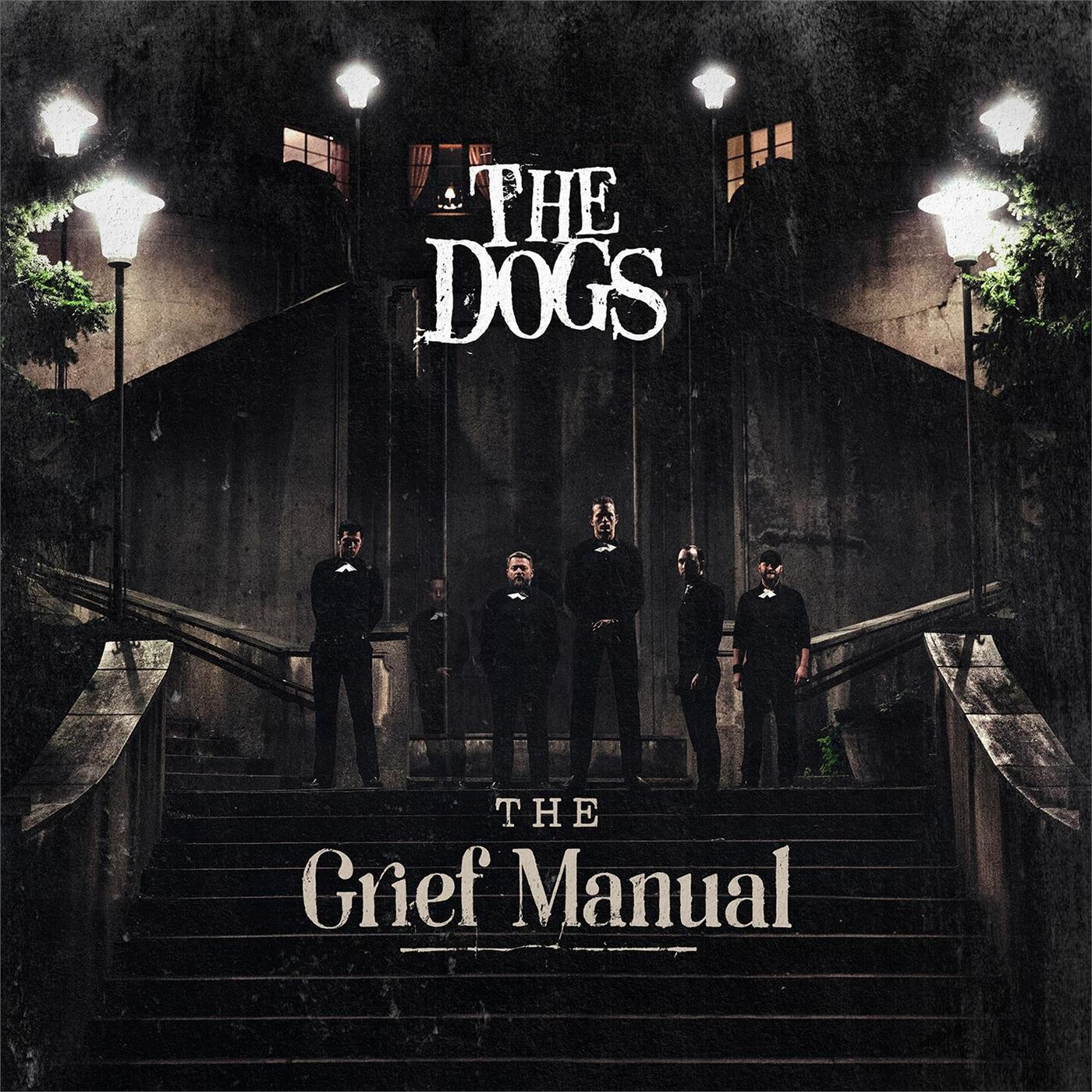 The Dogs - CD - The Grief Manual