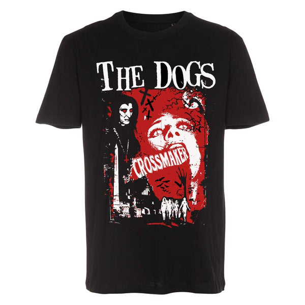 The Dogs - t-skjorte - Crossmaker