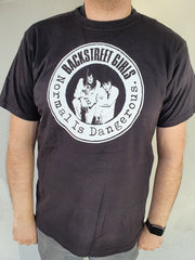"BSG - t-shirt - ""Normal is Dangerous"""
