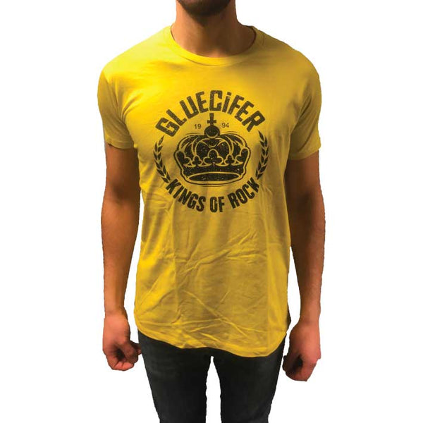 Gluecifer - T-shirt - Kings Of Rock