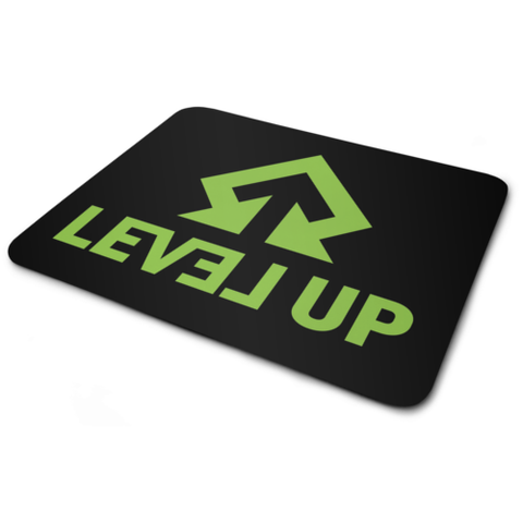 Level Up: Musematte - Stor Logo