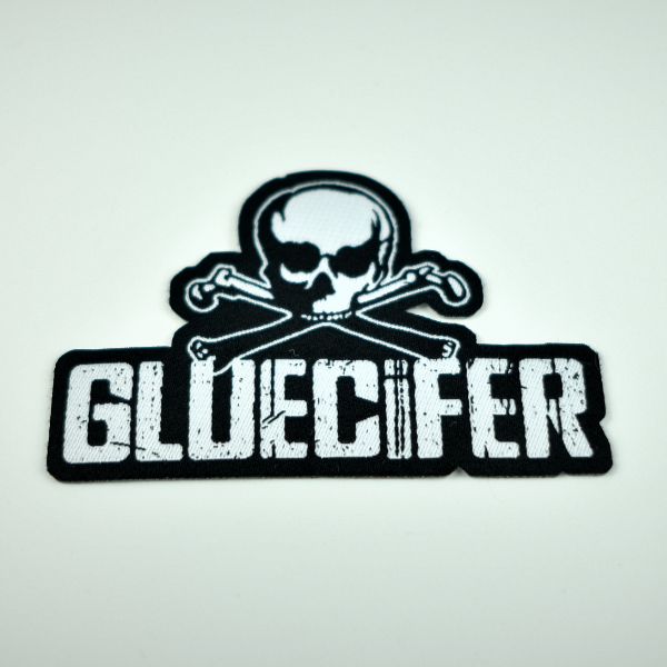 Gluecifer - Patch - Skull