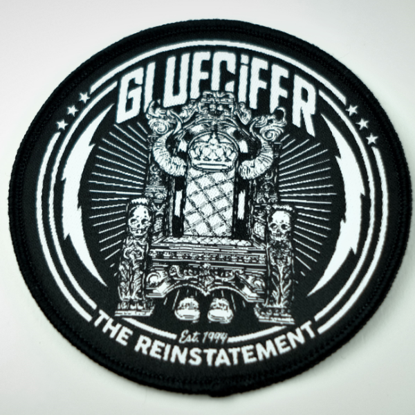 Gluecifer - Patch - Reinstatement