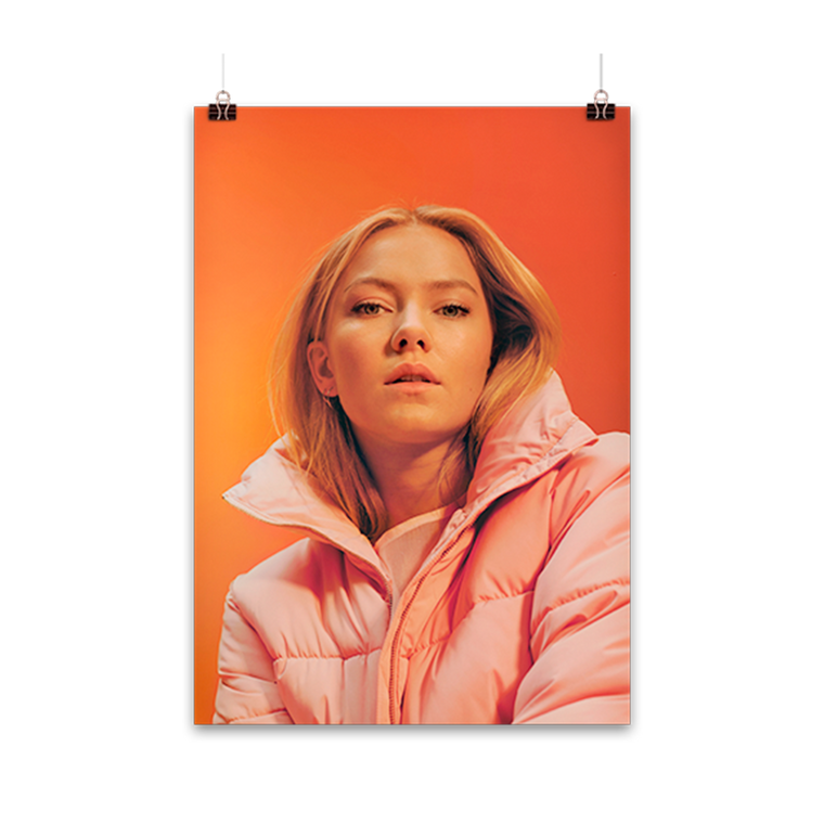 Astrid S: Poster