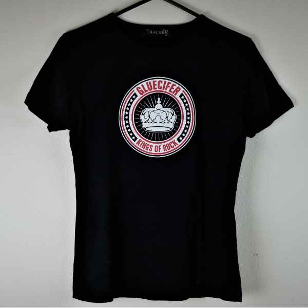 Gluecifer - t-shirt - Kings og Rock (barn)