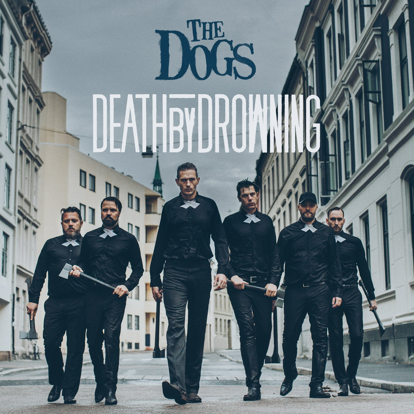 The Dogs - CD - Death by Drowning