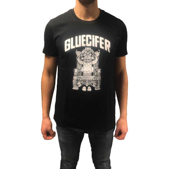 Gluecifer - T-shirt - Throne