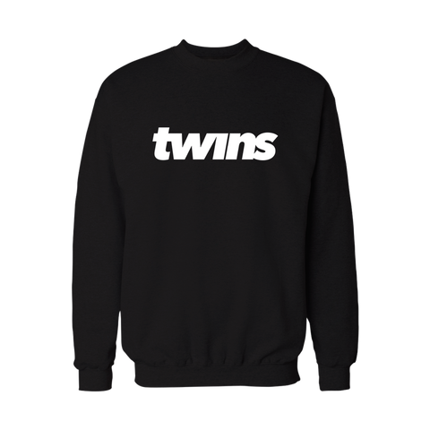 Twins Sweater Black