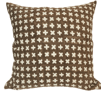Bogo - Coffee Linen Pillow
