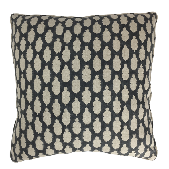 Napili Pillow - Midnight Linen