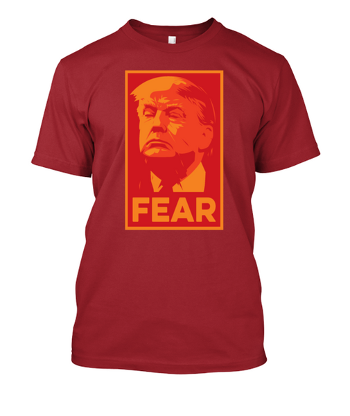 FEAR the Donald | Stormwall